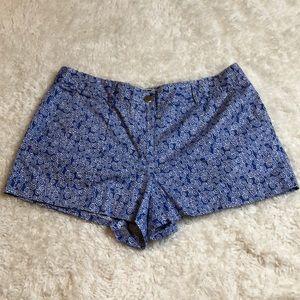 Diane Von Furstenberg SZ 0 Shorts Alane Miggy